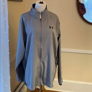 Under Armour XL Men's Lined Jacket in EUC